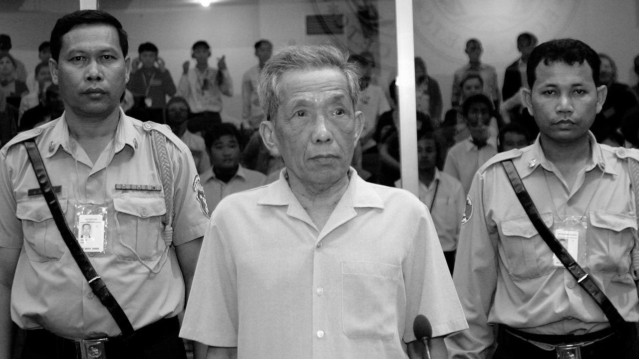 Krwawe rządy Czerwonych Khmerów trwały do 1979 roku (fot. PAP/EPA/MAK REMISSA)