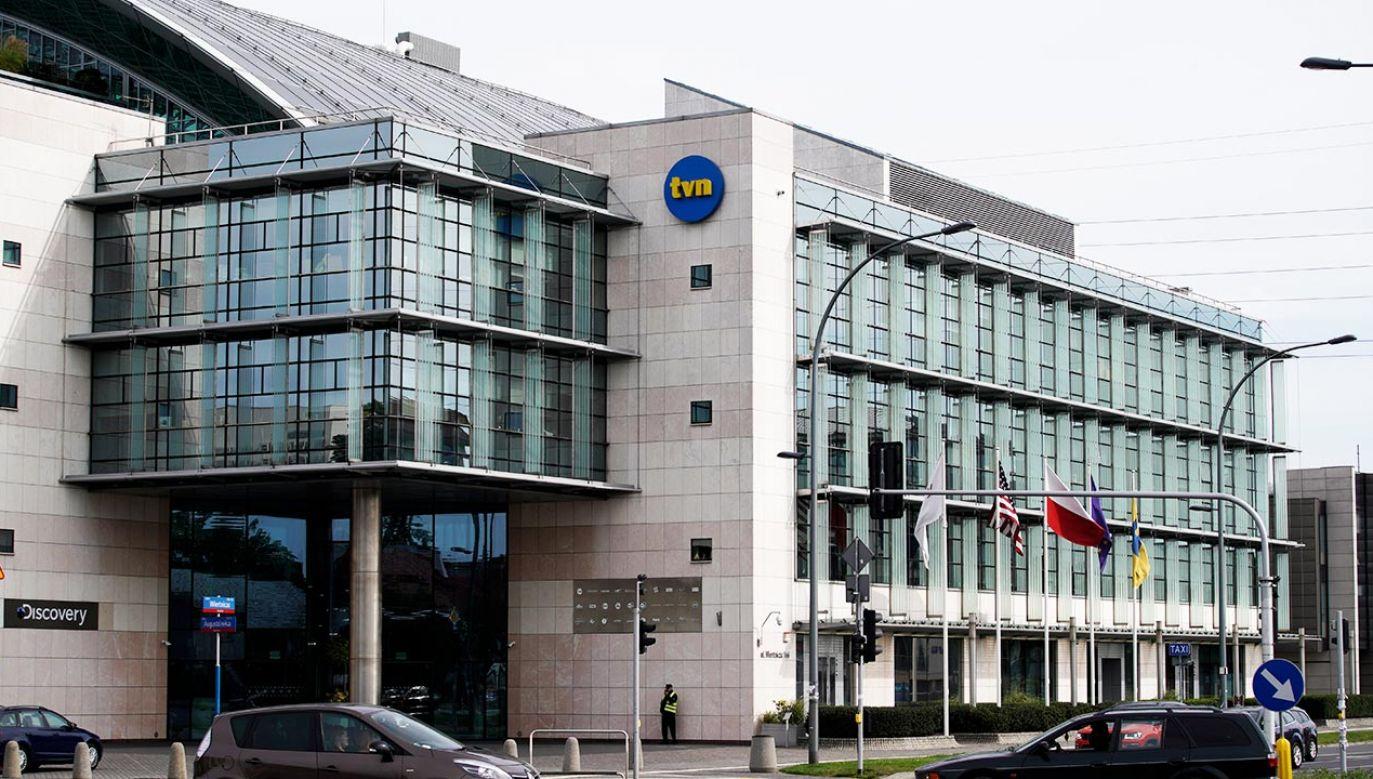 TVN Grupa Discovery nie wydała jeszcze żadnego komunikatu (fot. Jaap Arriens/NurPhoto via Getty Images, zdjęcie ilustracyjne)