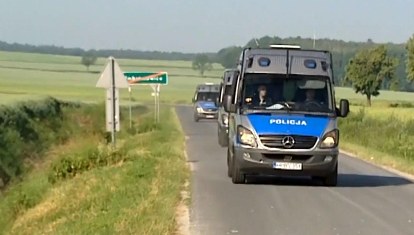 Nowe ustalenia ws. mordu w Mrowinach  (fot. TVP3 Wrocław)