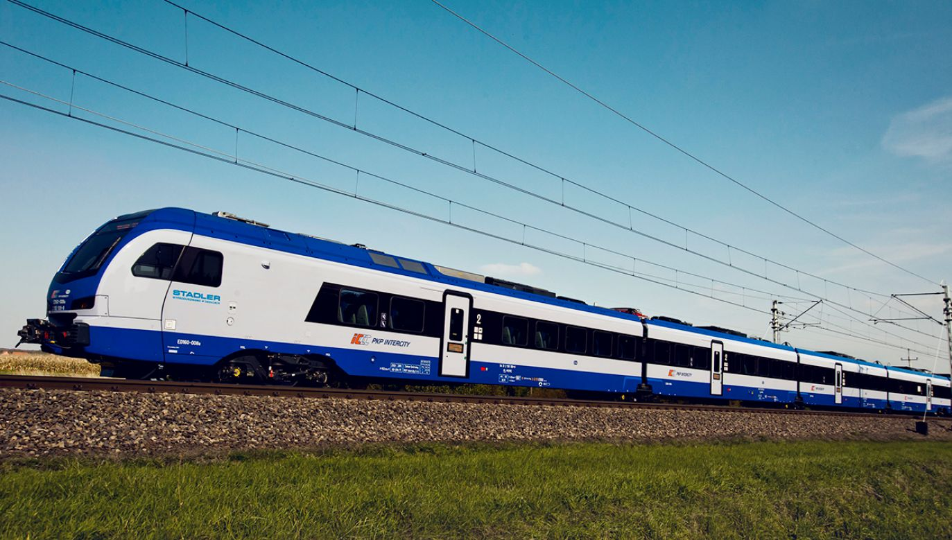 PKP Intercity wybrało dostawcę 12 nowych elektrycznych zespołów trakcyjnych (fot. PKP Intercity)