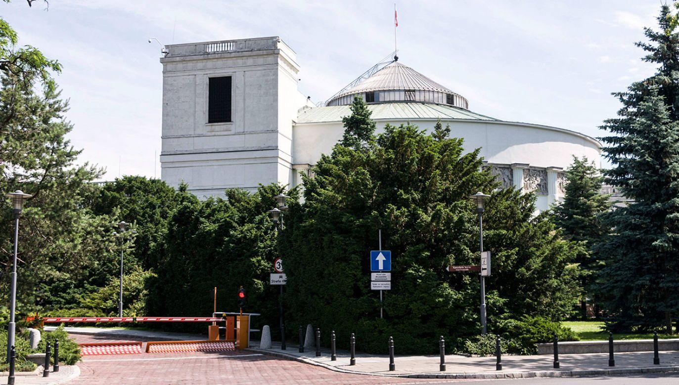 Wybory parlamentarne odbędą się 13 października 2019 r. (fot. arch.PAP/Alamy)