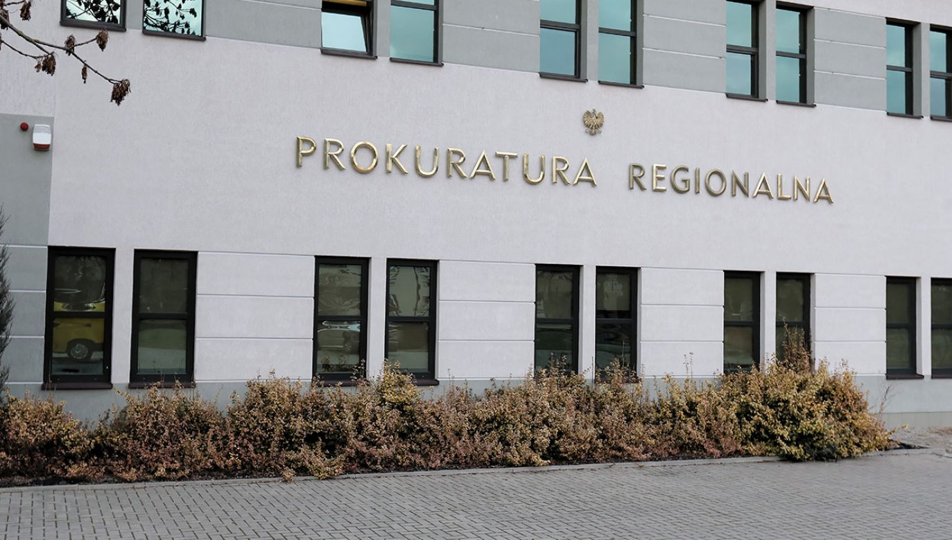 Śledztwo prowadzone jest przez Prokuraturę Regionalną w Białymstoku (fot. arch. PAP/Artur Reszko)