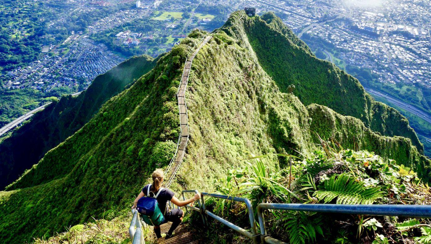 Schody do Nieba wkrótce zostaną rozebrane (fot. Shutterstock/travellife18)
