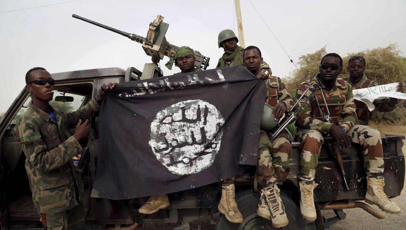 Dżihadyści obrzucili obóz granatami (fot. REUTERS/Emmanuel Braun)