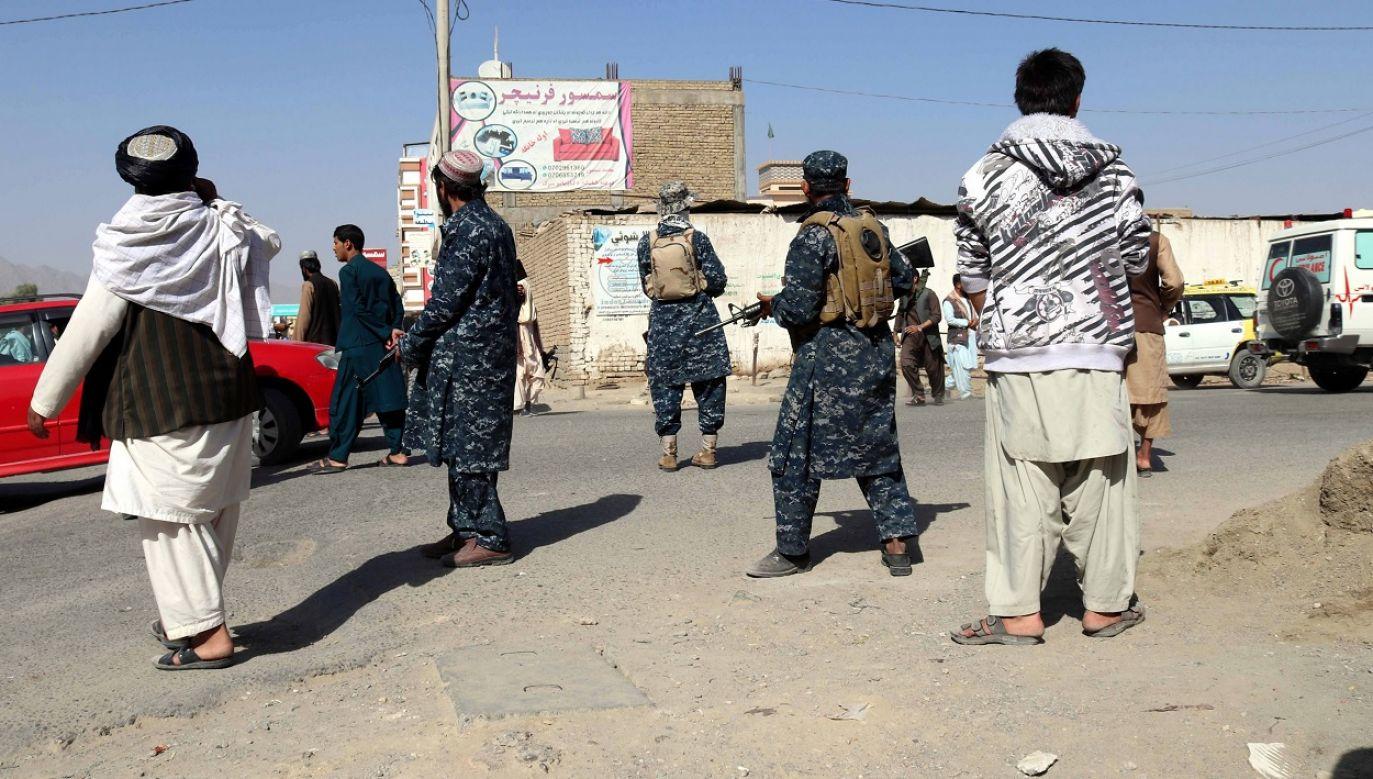 W zamachu zginęło blisko 50 osób (fot. PAP/EPA/Stringer)