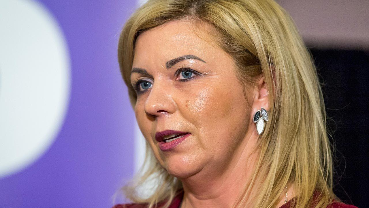 Ewa Szarzyńska (fot. PAP/Tytus Żmijewski)