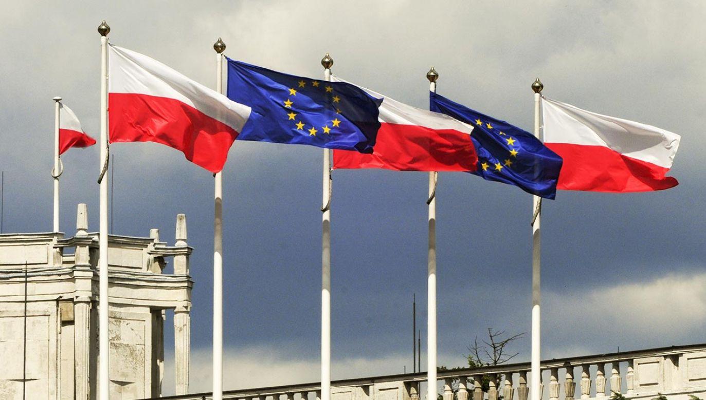 """""""Chcemy być i będziemy równoprawnym członkiem, jak każde państwo UE"""" (fot. Forum/Wlodzimierz Wasyluk)"""