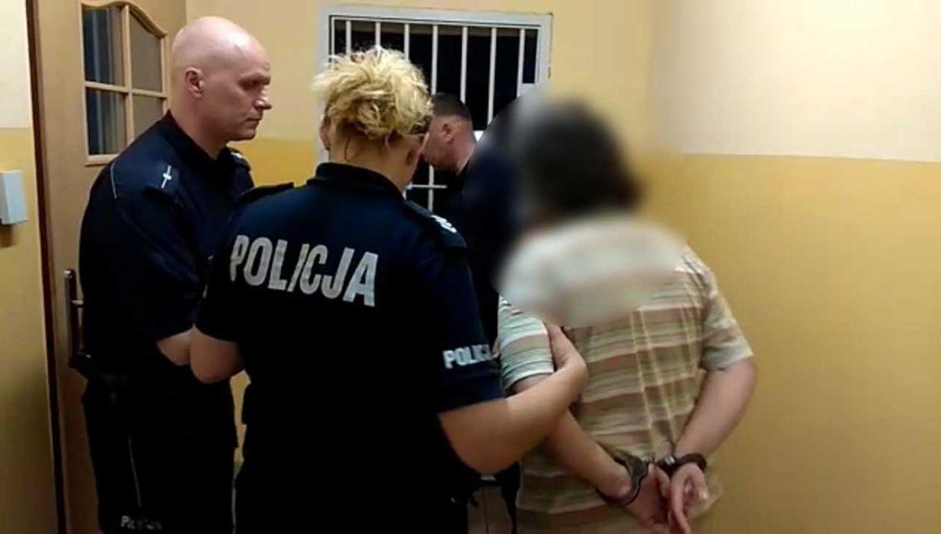 Kobieta nie udzieliła pomocy zatrudnionemu przez siebie pracownikowi (fot. wielkopolska.policja.gov.pl)