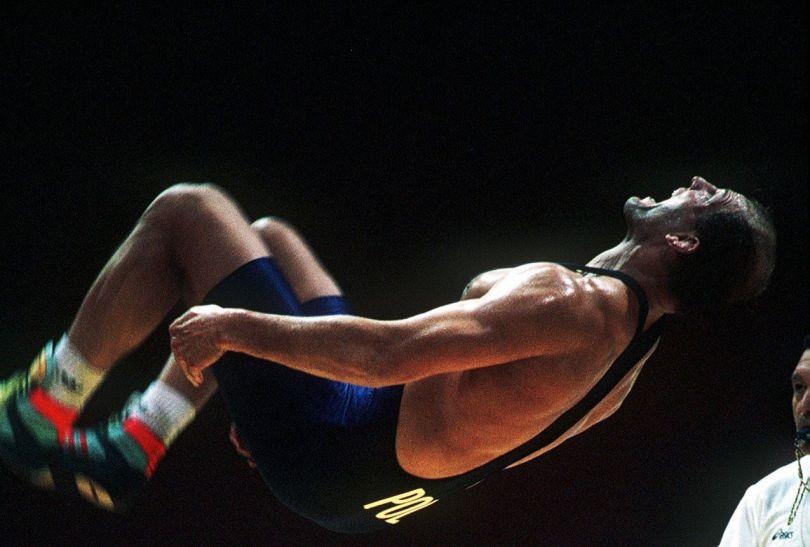 Andrzej Wroński wywalczył złoty medal na igrzyskach w 1988 w Seulu (fot. PAP)