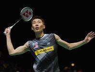 Malezyjczyk Lee Chong Wei - numer 2 światowego rankingu, srebrny medalista z Pekinu (fot. Getty Images)