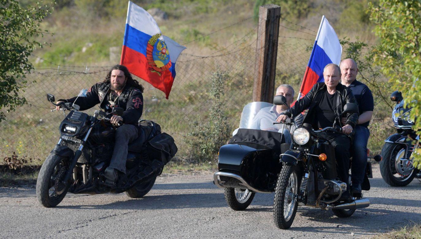 Rosja została usunięta z grupy G8 po agresji na Ukrainę (fot. PAP/EPA/ALEXEI DRUZHININ / SPUTNIK / KREMLIN POOL / POOL)