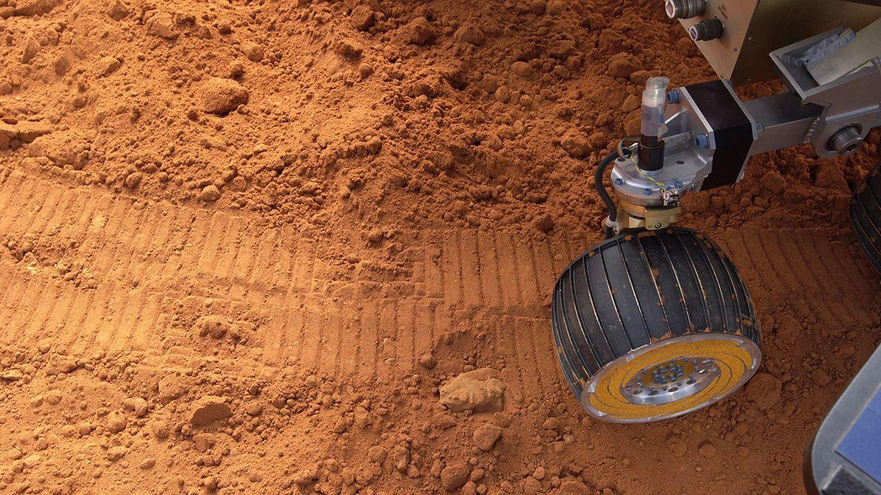 Za dwa lata polski satelita ma polecieć na Marsa. (fot. Gene Duncan/Walt Disney World Resort via Getty Images)