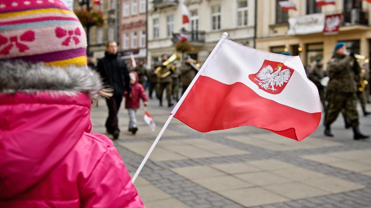 """""""Historia Polski jest kopalnią wiedzy o życiu społecznym i politycznym"""" (fot. PAP/Wojciech Pacewicz)"""