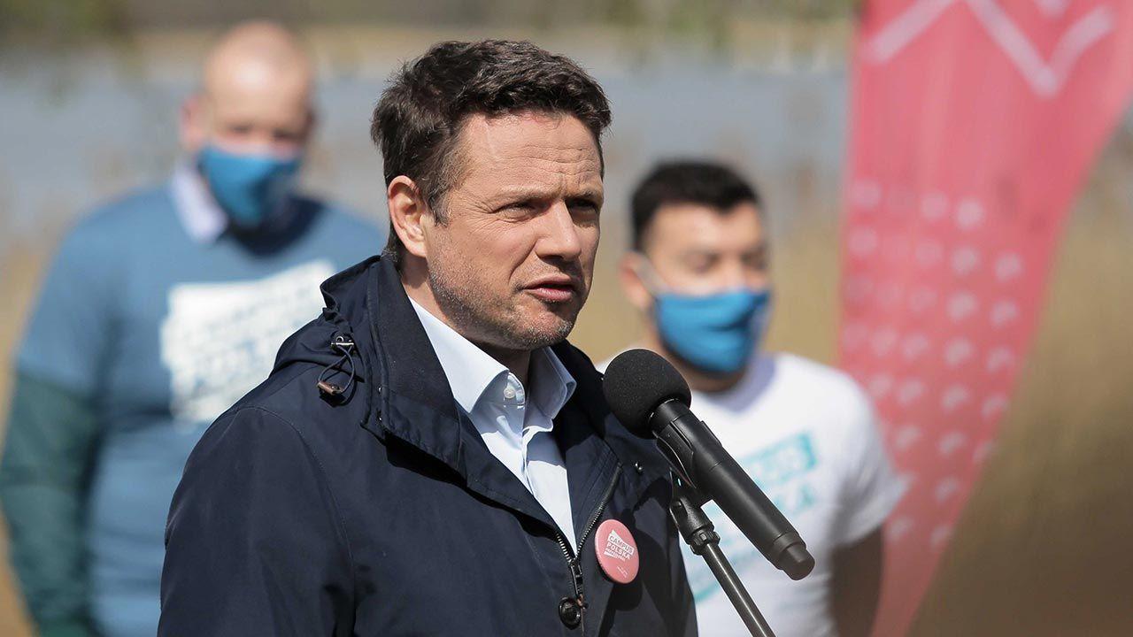 Fatalne wieści dla Koalicji Obywatelskiej (fot. PAP/Tomasz Waszczuk)