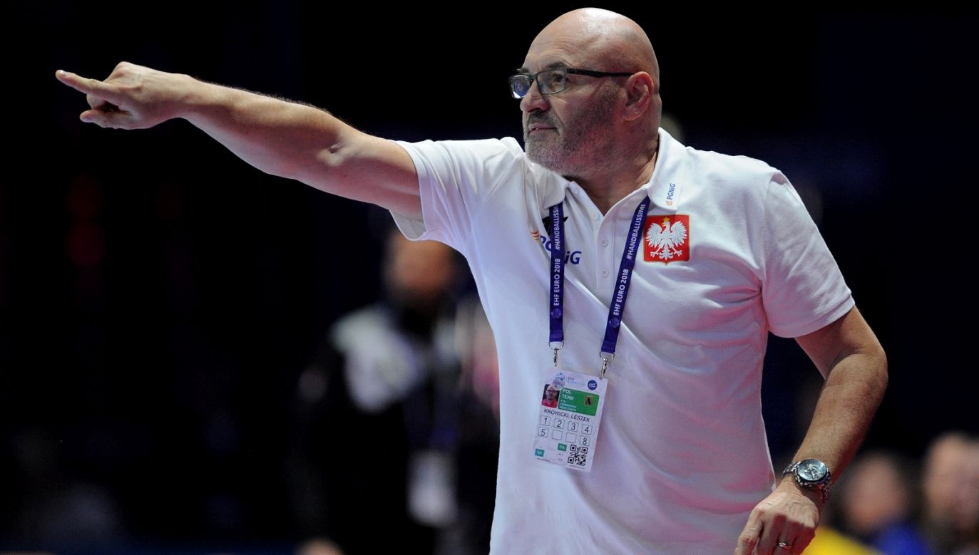 Leszek Krowicki (fot. PAP)