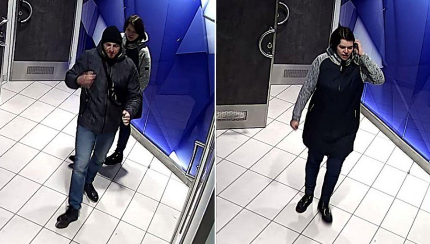 Policja prosi o kontakt wzystkie osoby, które mogą pomóc w ustaleniu tożsamości oraz miejsca pobytu poszukiwanych (fot. policja)