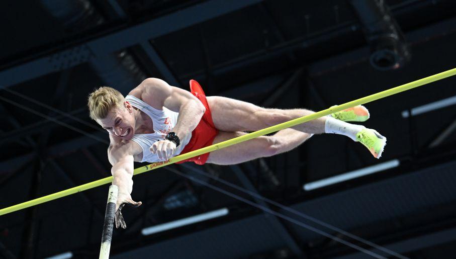Piotr Lisek (fot. Getty Images)