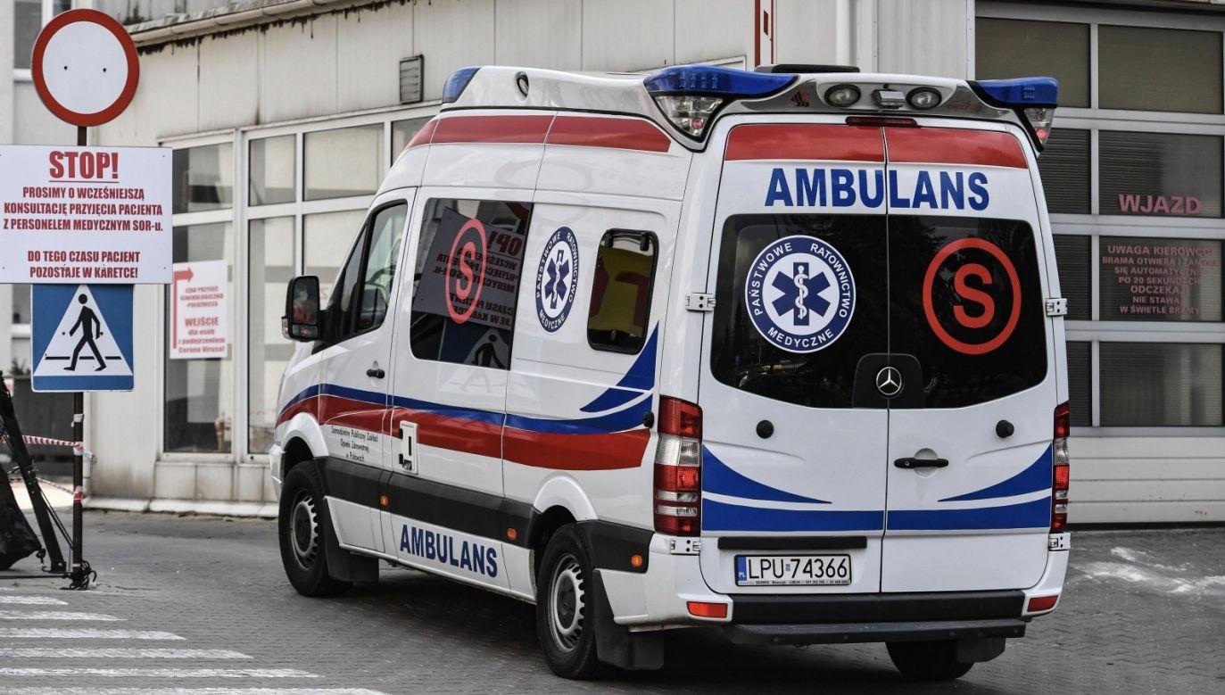 Informacje o nowych zachorowaniach przekazał resort zdrowia (fot. PAP/Wojtek Jargiło)