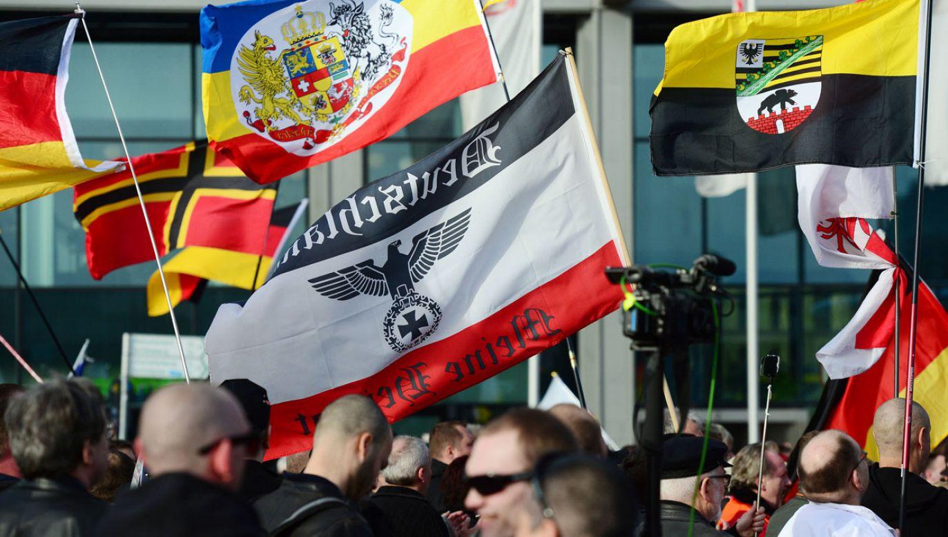 Szef niemieckiej dyplomacji Heiko Maas przyznał, że Niemcy mają problem z neonazistowskim terrorem (Fot.  PAP/DPA/Maurizio Gambarini)