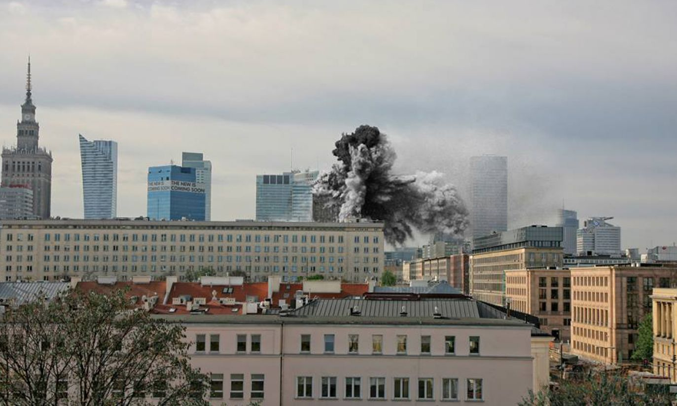 (fot. Facebook/teraz44/Fototeka Muzeum Powstania Waszawskiego)