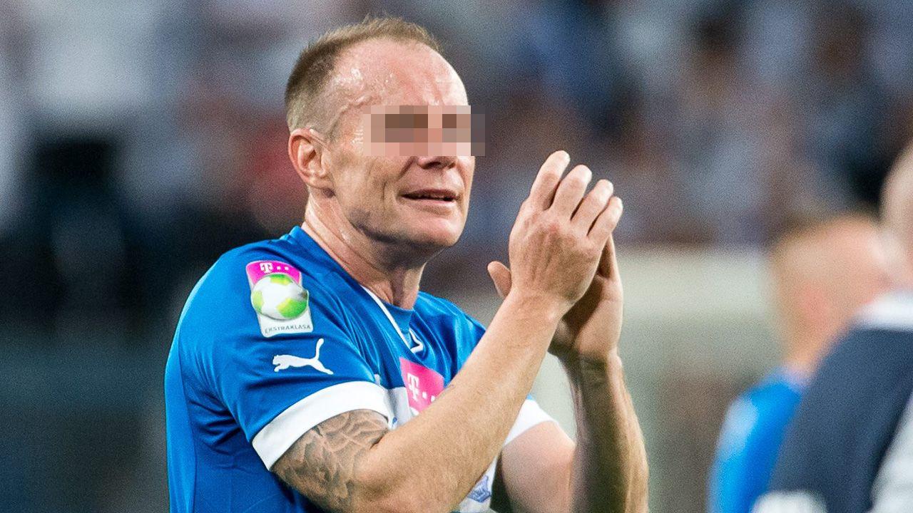 Piotr R. strzelił dla Lecha 109 goli (fot.  arch. PAP/Jakub Kaczmarczyk)