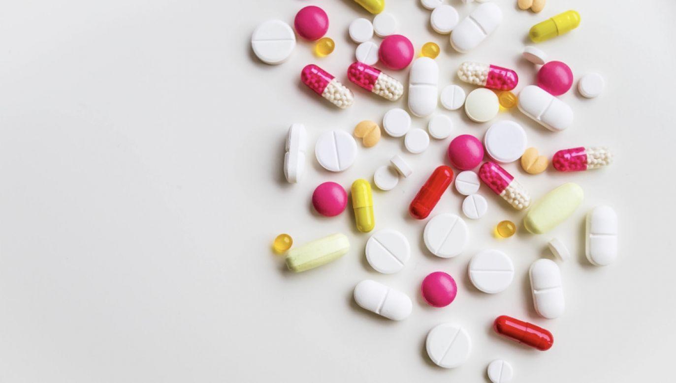 Leki, wyroby i środki żywieniowe z wykazu nie mogą być wywożone za granicę (fot. Shutterstock/Yulia YasPe)