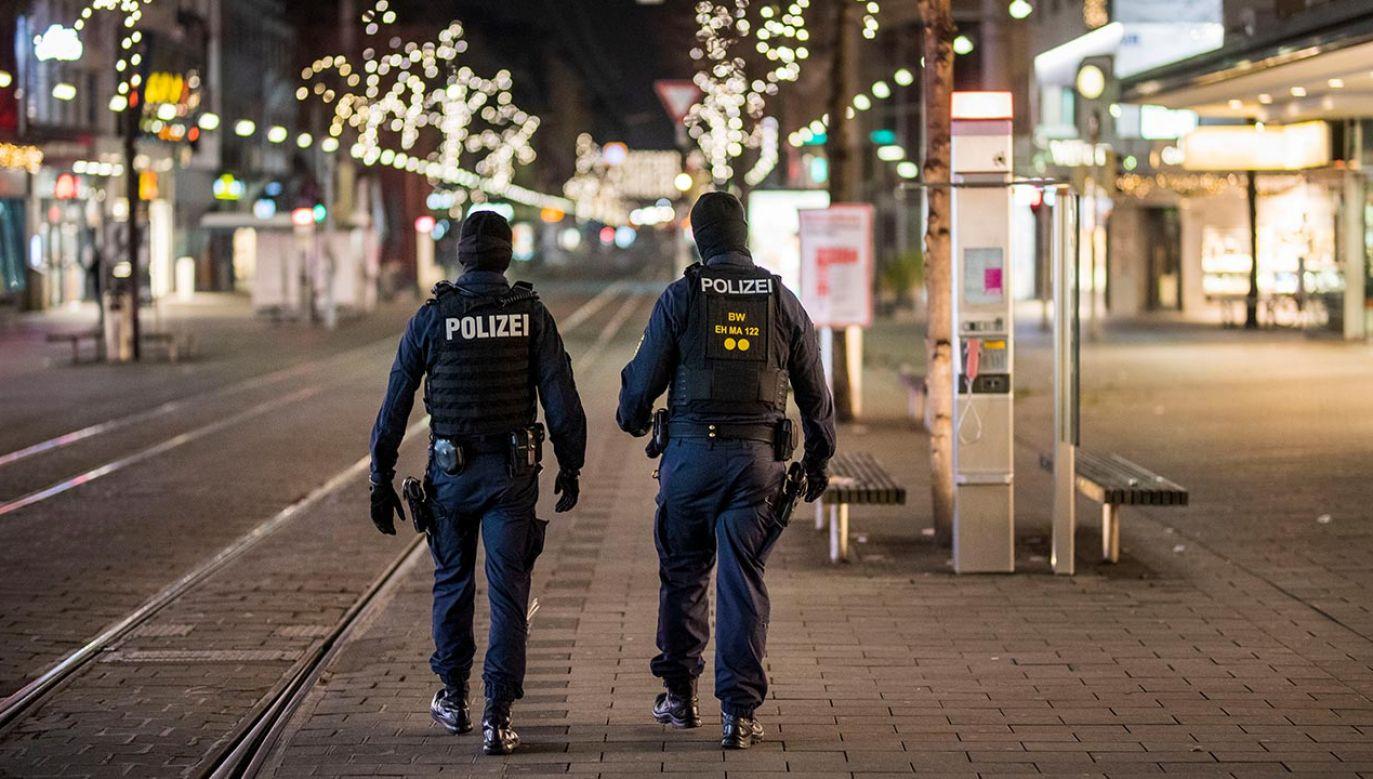 W Niemczech lockdown może potrwać do kwietnia (fot. Thomas Lohnes/Getty Images)
