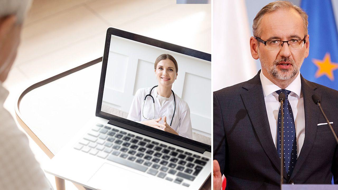 Niedzielski: To już jest czas, żeby przywracać normalne, standardowe leczenie (fot. Shutterstock; Forum)