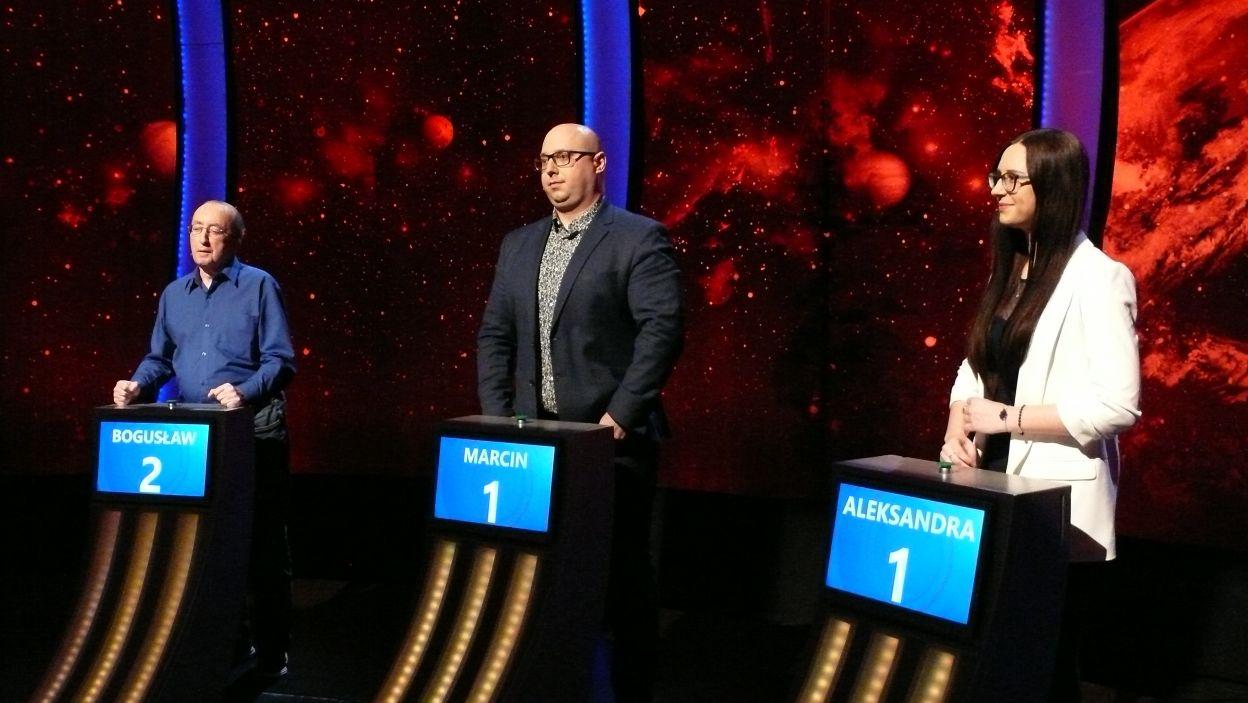 Do finału 9 odcinka 118 edycji zakwalifikowało się trzech najlepszych graczy