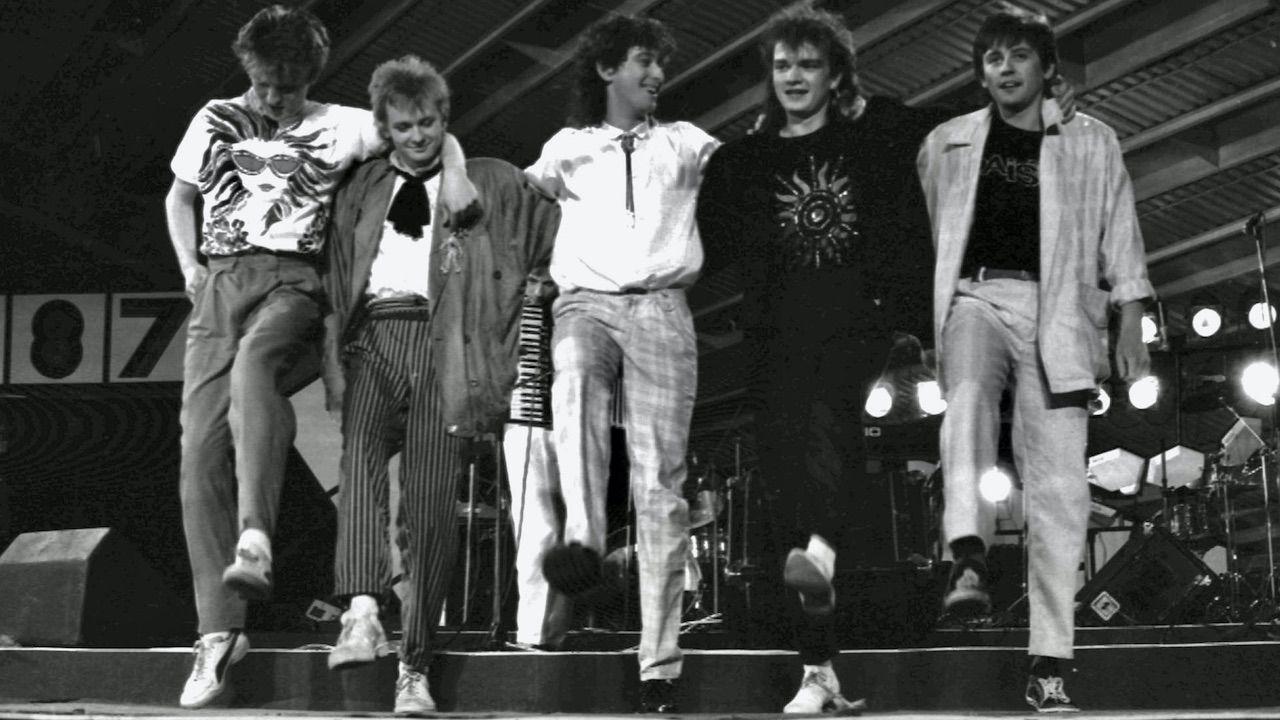 Zespół Papa Dance (fot. arch.PAP/Teodor Walczak)