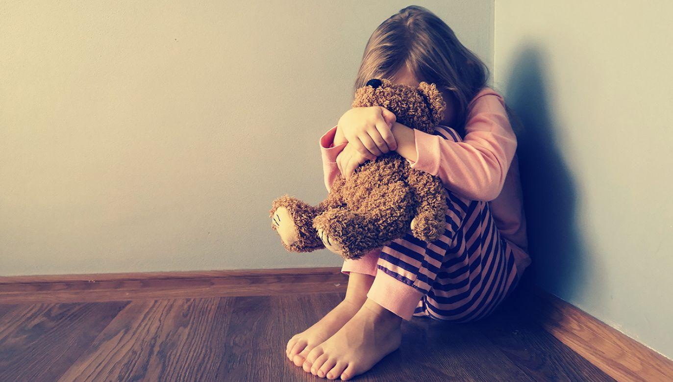 """""""Rodzice zaobserwowali, że dzieci z płaczem wychodziły do przedszkola"""" (fot. Shutterstock/Alya_Ro)"""