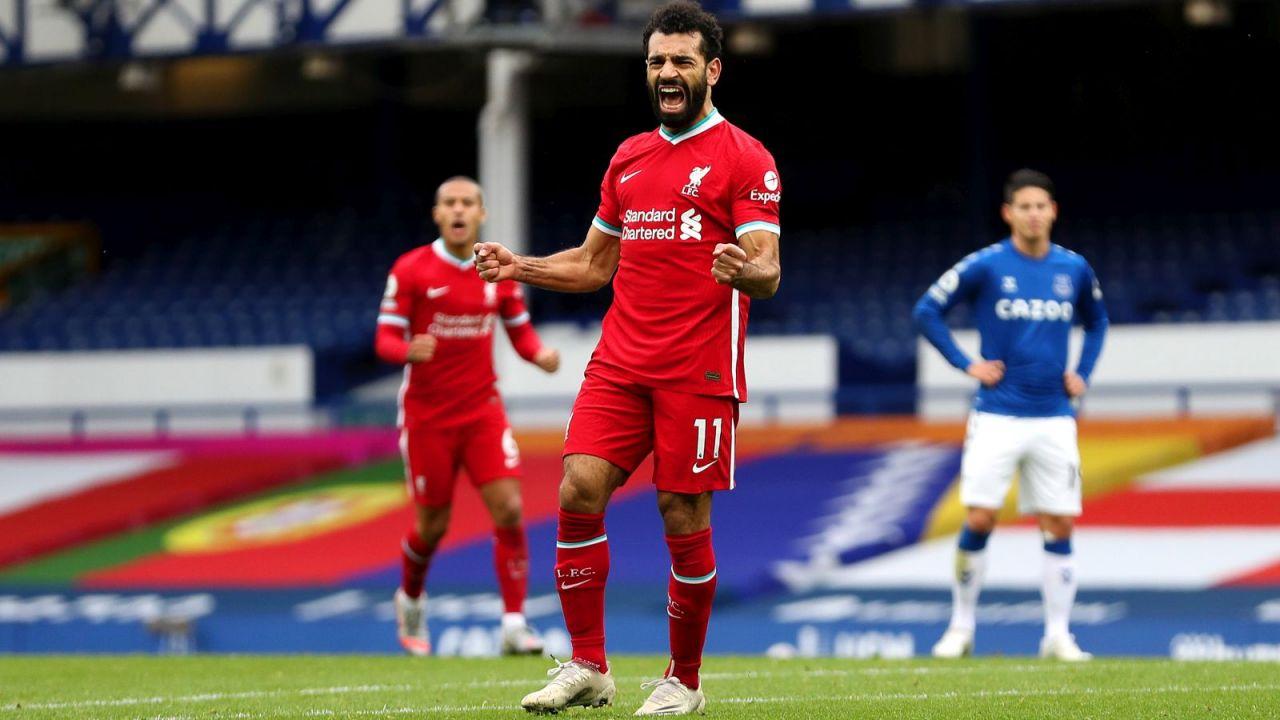 Premier League: Everton – Liverpool. Derby Merseyside na remis (sport.tvp.pl)