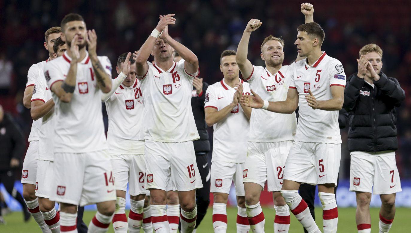 Polacy zagrali z Albanią dobre spotkanie (fot. PAP/EPA)