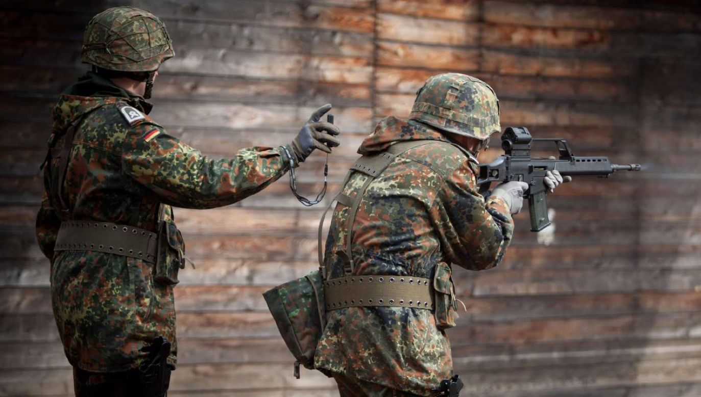Podejrzani mieli organizować grupę najemników (fot. Bundeswehr.de)