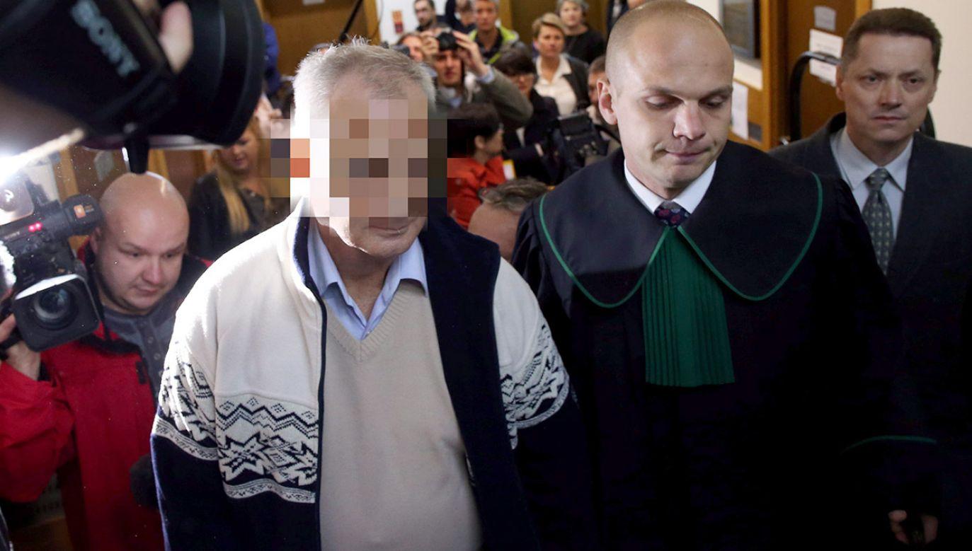 Znachor Marek H. zmarł w areszcie w Krakowie (fot. arch.PAP/Grzegorz Momot)
