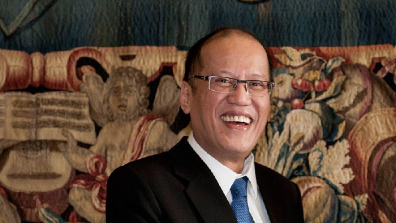 Były prezydent Filipin Benigno Aquino III (fot. Getty Images)