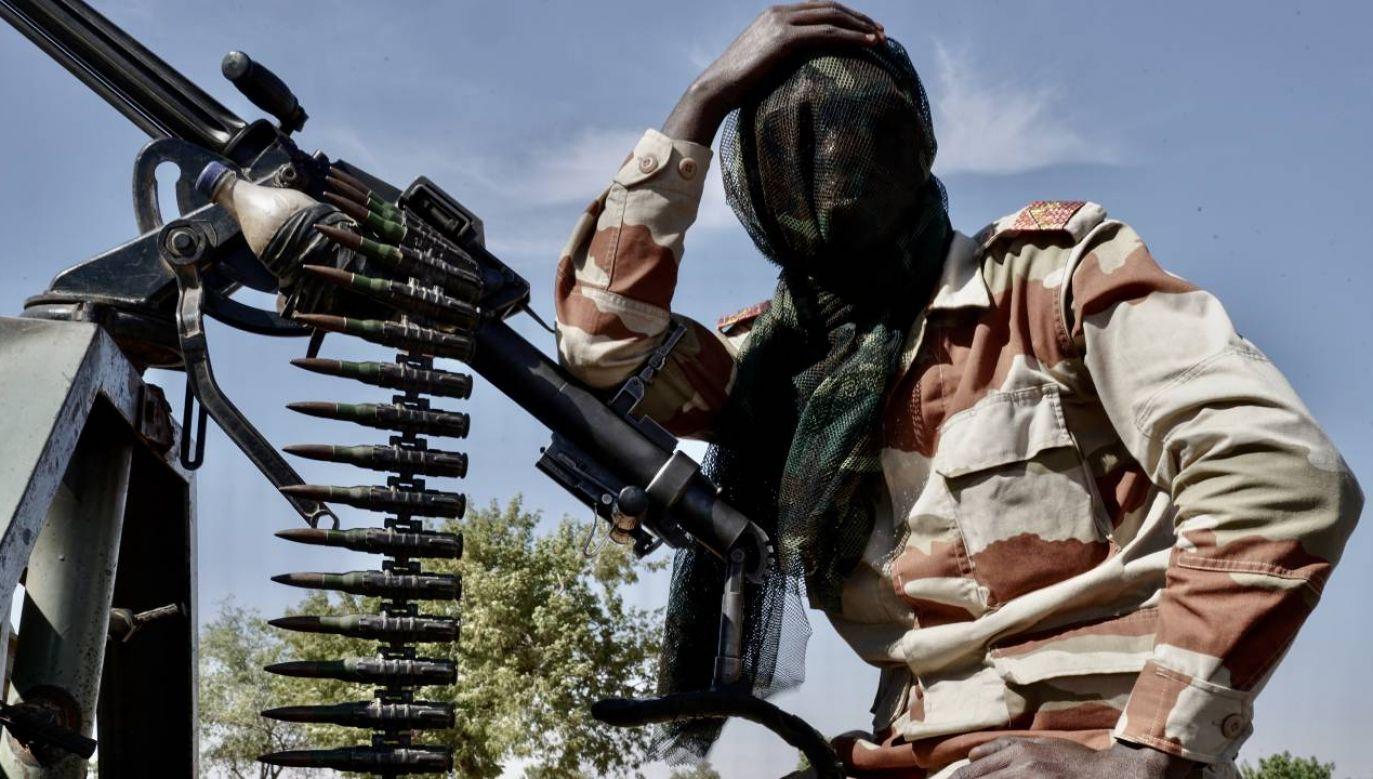 Siły bezpieczeństwa Nigerii walczą z gangami i islamistami (fot. Giles Clarke/Getty Images)