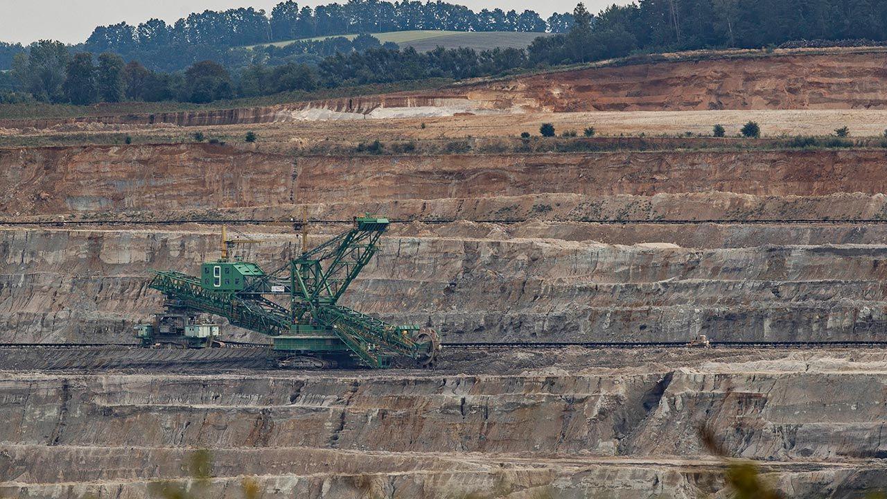 Przerwanie wydobycia oznacza zamknięcie elektrowni (fot. PAP/Aleksander Koźmiński)