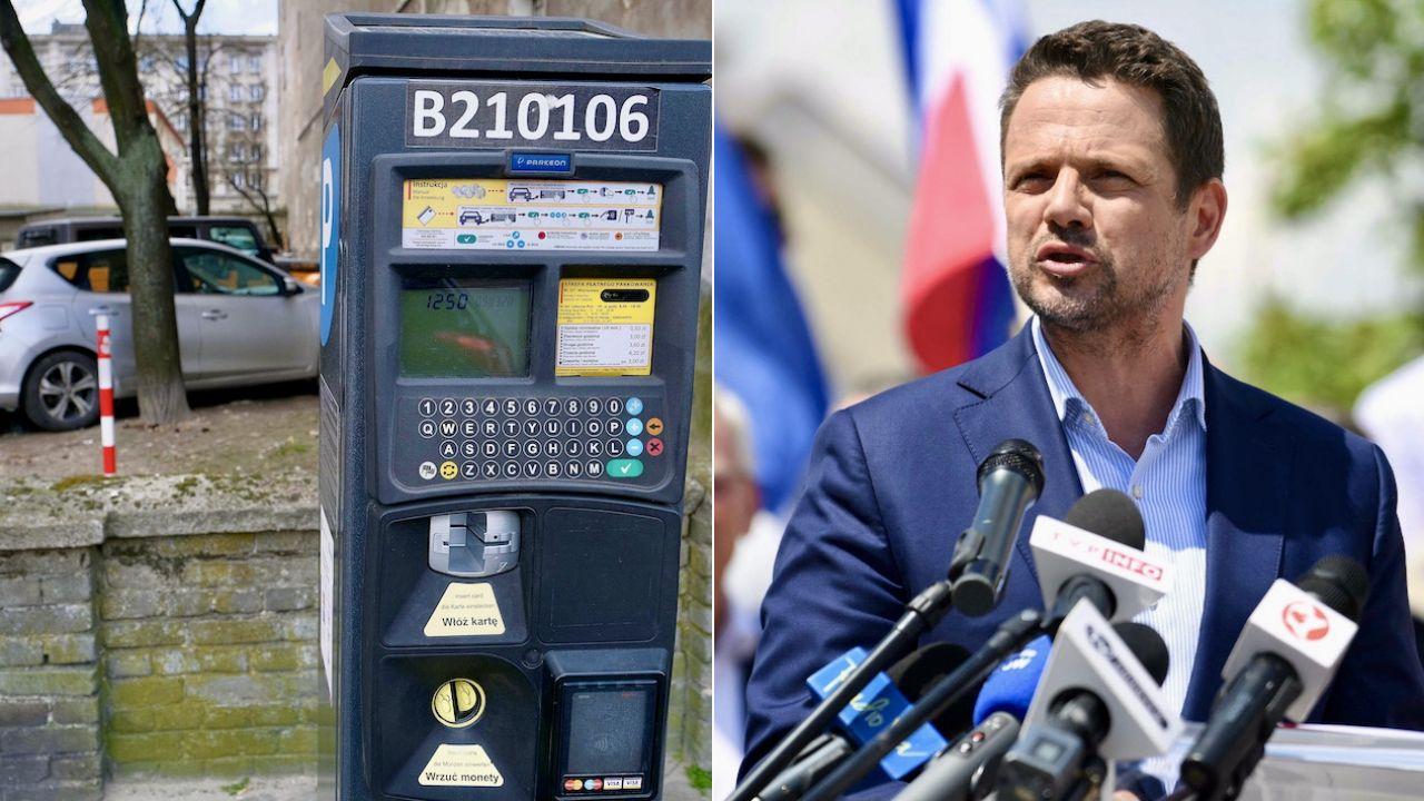 Parkowanie w Warszawie. Rewolucyjne zmiany zatrzymane (fot. PAP/Darek Delmanowicz, arch.PAP/Mateusz Marek )