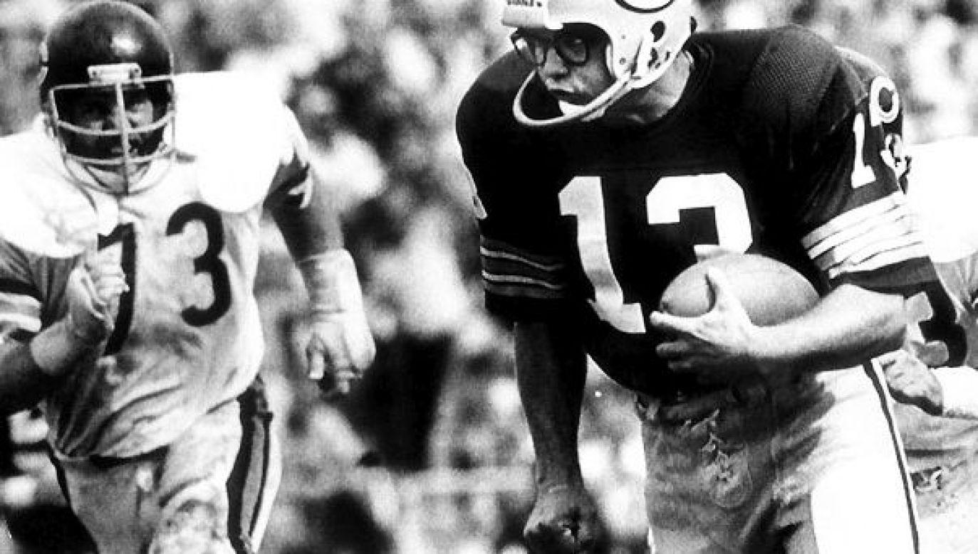 Czesław Marcol był pierwszym Polakiem w NFL (fot. Getty Images)