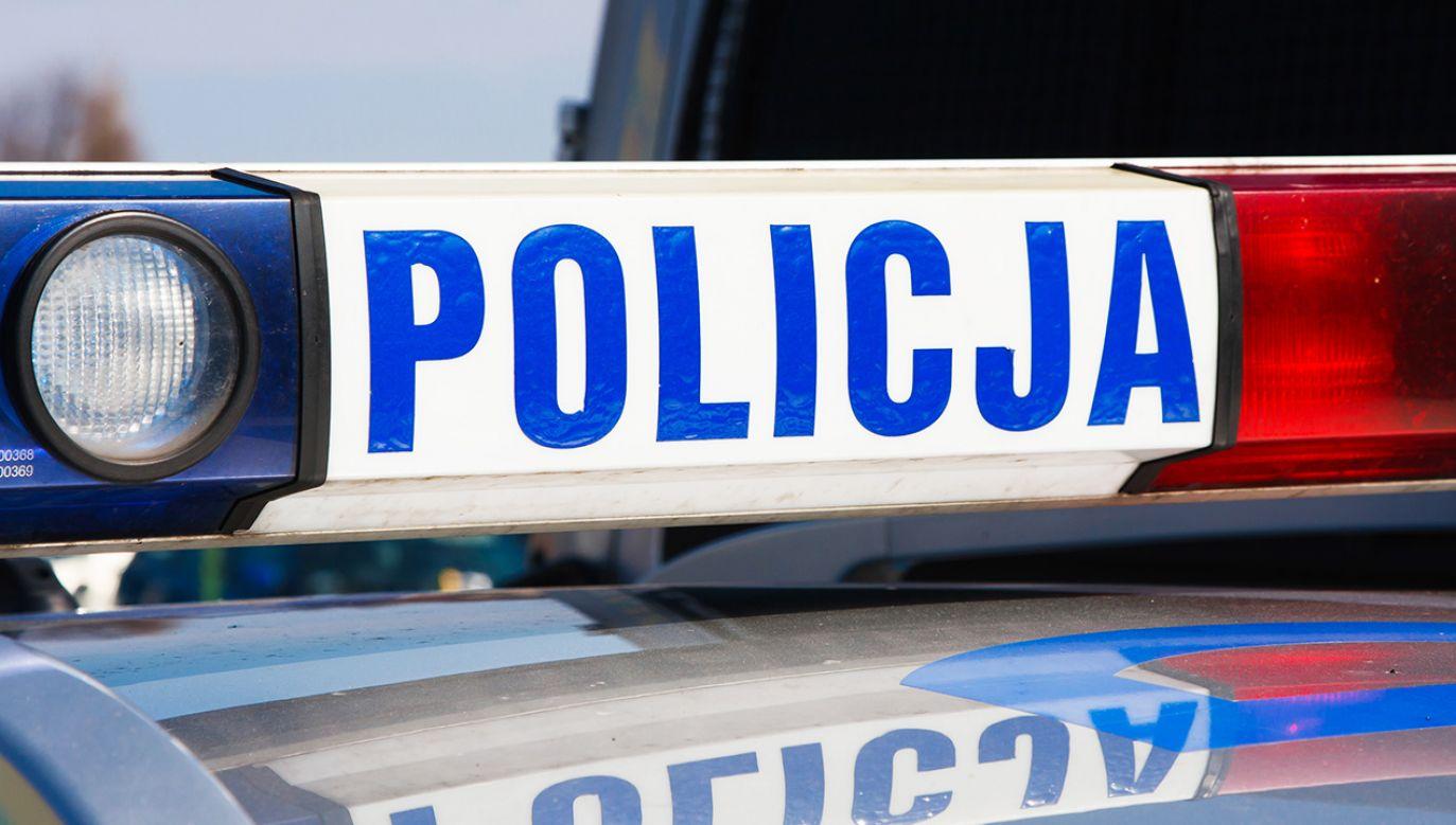 Sprawę bada policja (fot. Shutterstock/Evan Lorne)