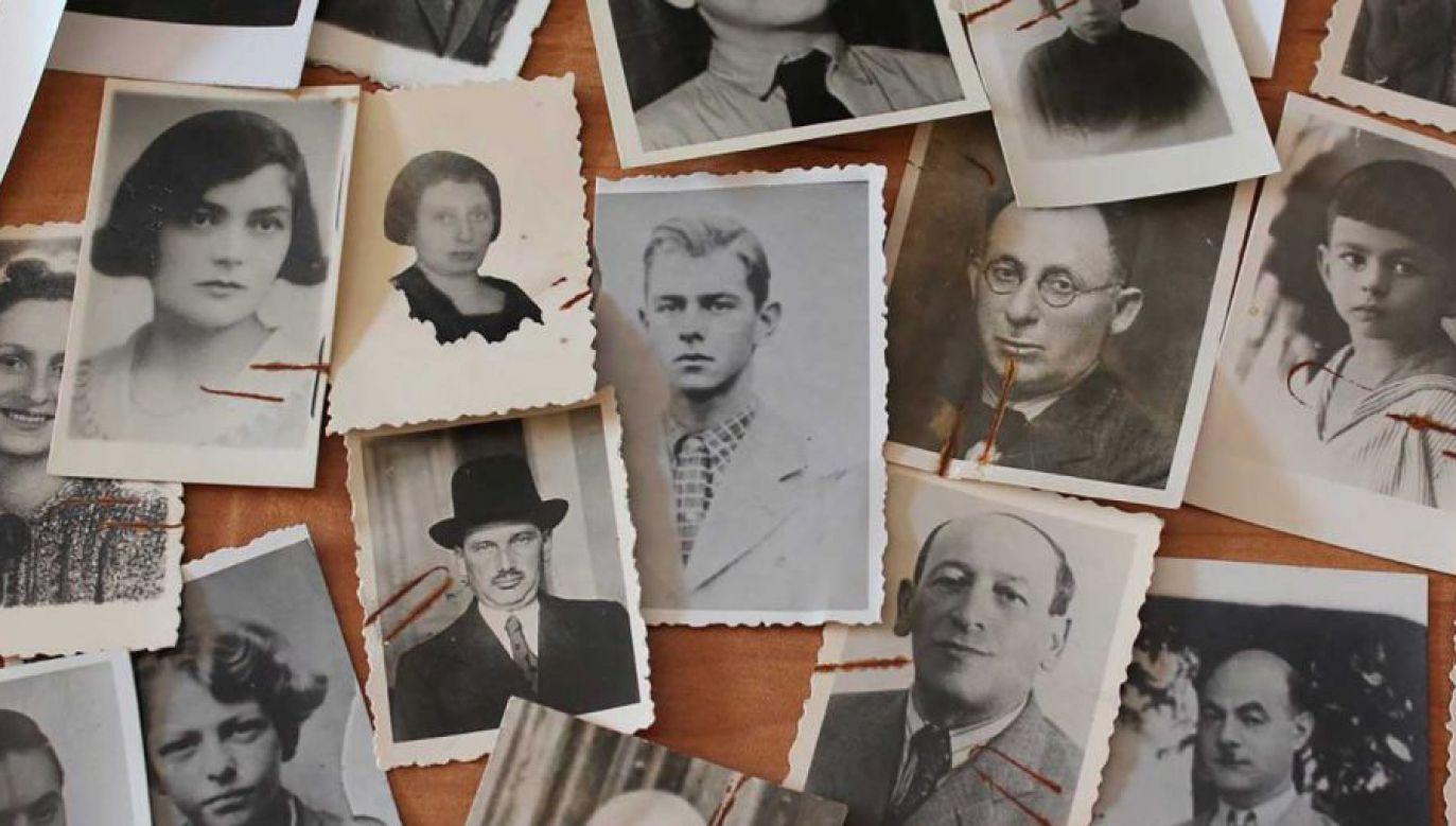Członkowie grupy zajmowali się produkcją nielegalnych paszportów od co najmniej 1941 roku (fot. TT/Ministerstwo Spraw Zagranicznych RP)
