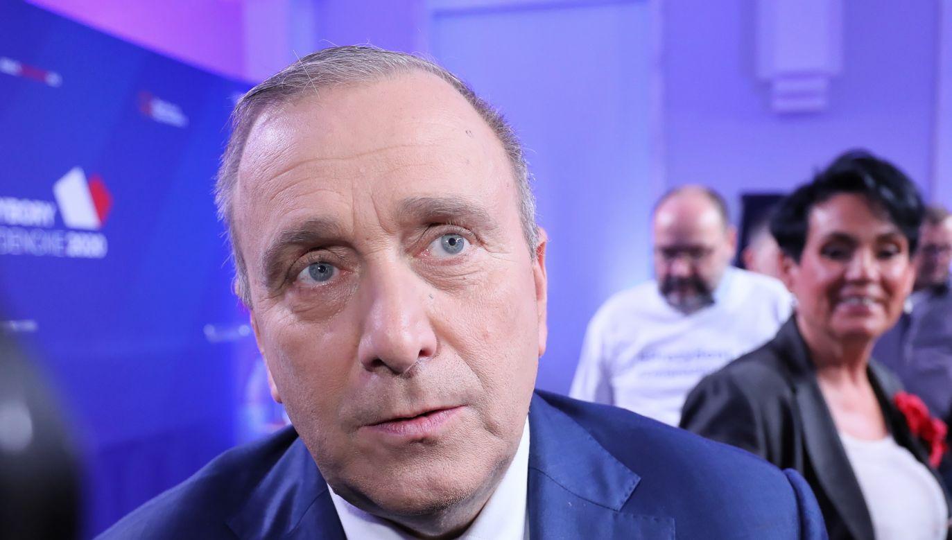 W styczniu wybory przewodniczącego PO (fot.PAP/Paweł Supernak)