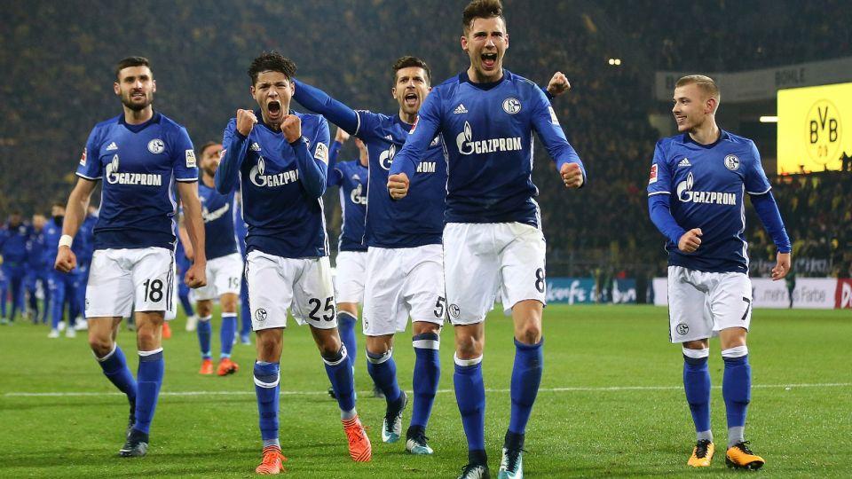 Schalke Dortmund 4:4
