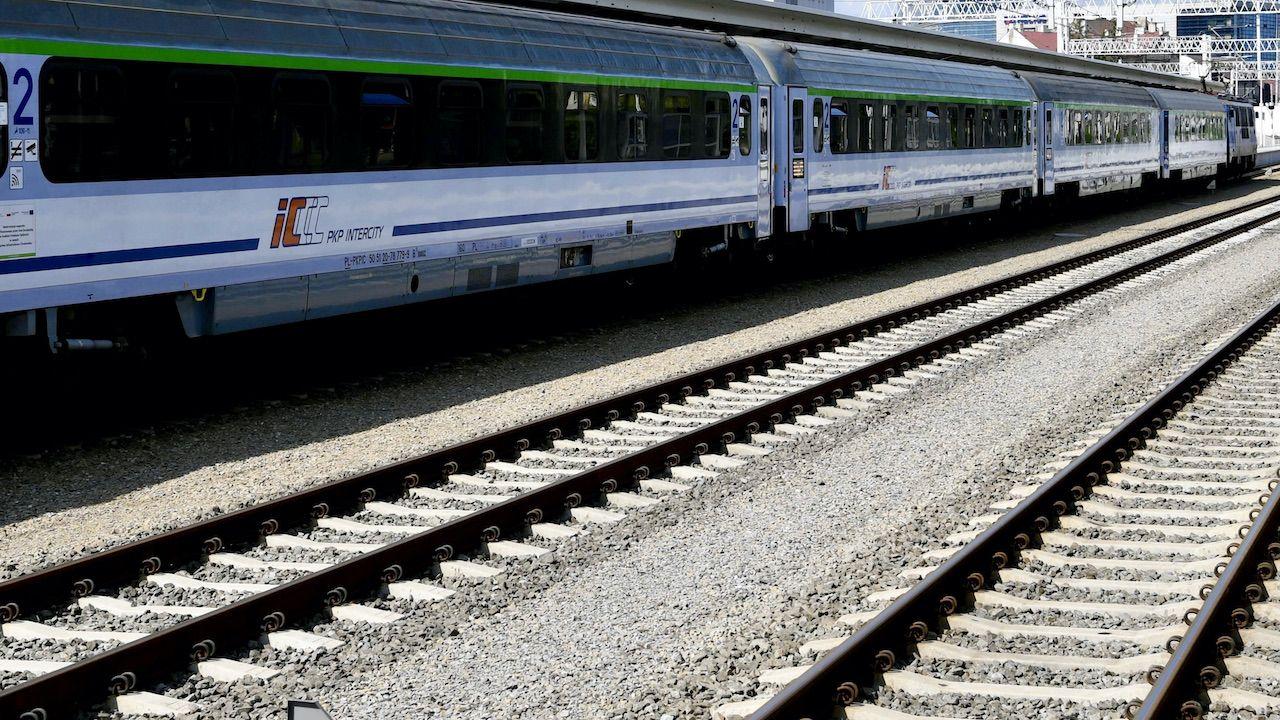 Utrudnienia w kursowaniu pociągów (fot. arch.PAP/D.Delmanowicz, zdjęcie ilustracyjne)