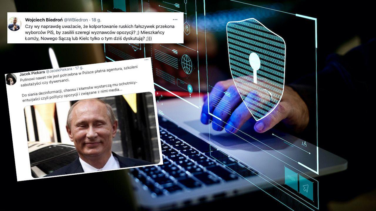 Rosyjski cyberatak wymierzony w ważnego polskiego polityka (fot. Shutterstock/Rawpixel.com, tt)