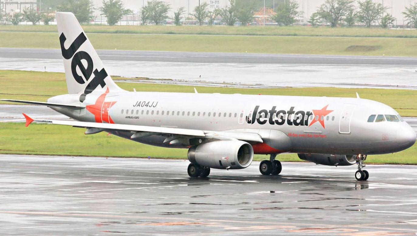 Samolot odleciał z godzinnym opóźnieniem, już bez staruszka (fot. Wiki 2.0/lkarasawa)