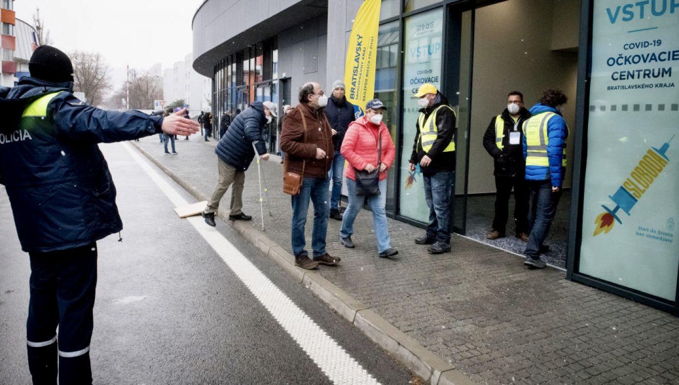 Od poniedziałku zniesienie części restrykcji na Słowacji (fot. Robert Barca/Getty Images)