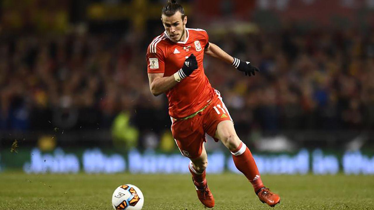 Największą gwiazdą reprezentacji Walii jest Gareth Bale (fot. Reuters / Clodagh Kilcoyne Livepic)