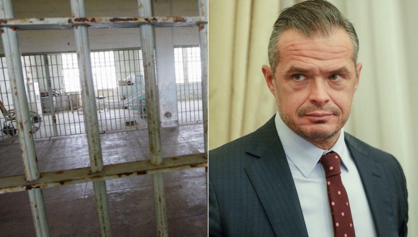 Nowakowi grozi więzienie (fot. Justin Sullivan/Getty Images, zdjęcie ilustracyjne, Sergii Kharchenko/NurPhoto via Getty Images)